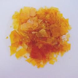 Gomme Laque Naturelle (sans cire ni résine)  en Ecaille - Extra Claire - 1 kg
