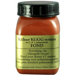 Kölner KGGG 2A - Fond B - Rouge - 100 ml