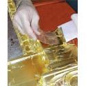 Feuilles d'or et d'argent