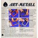Coffret art métal